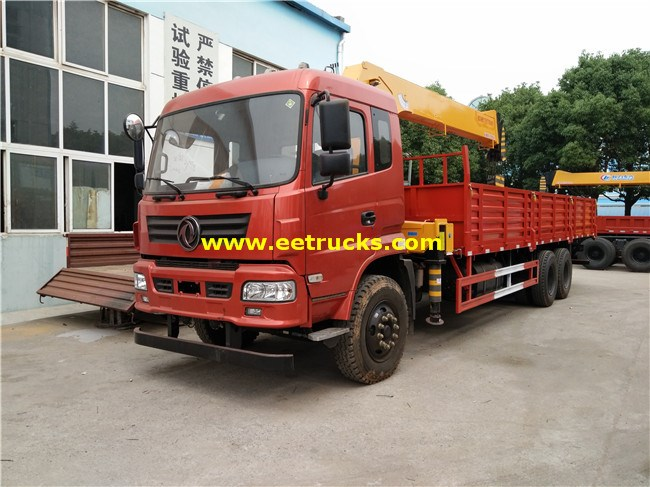 10T 10 Wheeler Crane Trucks
