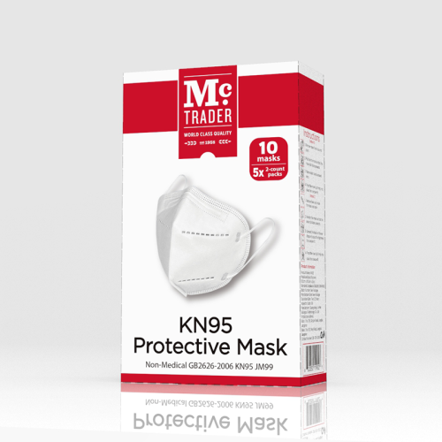 Non Medical KN95 Protective Mask 10 pieces