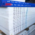 Extrusion Blue Black White Nylon Sheets Boards