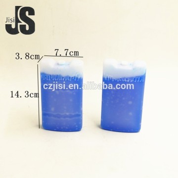 Cooling Plastic Gel Ice Pack Cold ice brick
