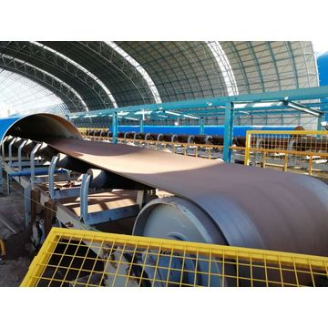 Conveyor Belt For Cement Plants