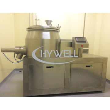 Laboratory/Interchangeable Pot High Speed Mixer Granulator