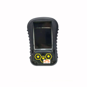 Portable underground particulate monitor