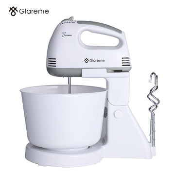 5-Speed Stand Mixer With ABS Plastic Bowl