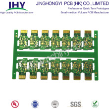 6-layer High Tg Leadless Gold Finger PCB Manufacturing