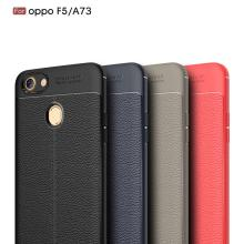Leather Soft TPU Scratch Resistant for OPPO F5/A73