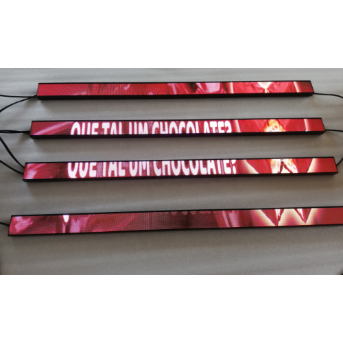 P0.9375 Smart Shelf Led Display Screen
