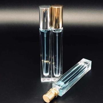thick bottom tube bottle glass perfume ball bottle