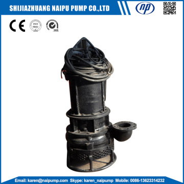 Anti-abrasion Sumersible slurry pumps