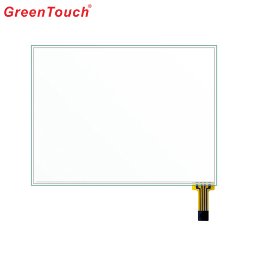 Industrial Commercial Advertising Touch Screen 4 Wire 6""