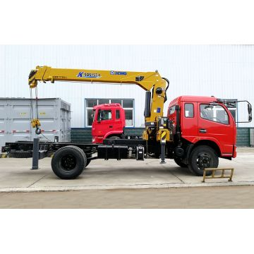 New DFAC HOT Buy Truck Mounted 5tons Crane