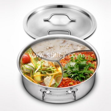 Commercial electric stainless steel Hot Pot