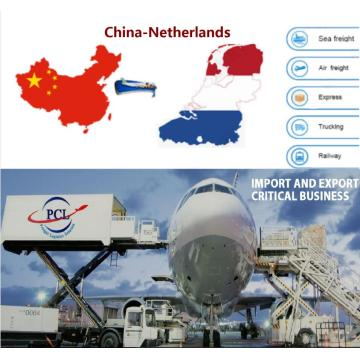 Honest and happy air freight shipping agent rates to Netherlands from Shenzhen