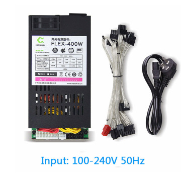PC Power Supply 400W FLEX 1U Small PSU Full Module Desktop Computer Source For ITX MINI Case A4/K39/S3 Free Shipping F