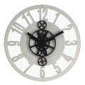 Reloj de pared Vintage Gear