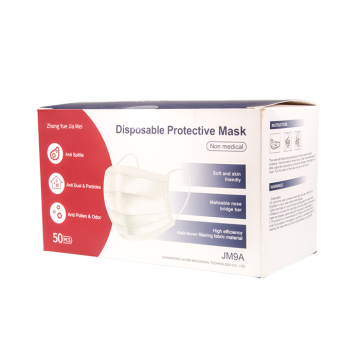 Non-woven Fabric Anti-fog Dust Face Mask
