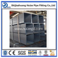 Hot dip galvanized steel square tube