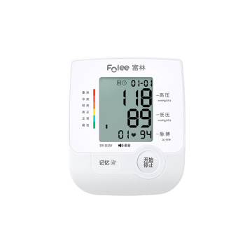 digital blood pressure monitor device