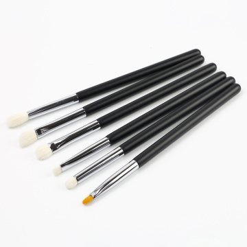 6PCS Profesional alis makeup brush set