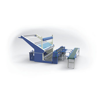 Dyeing Finish Inspection Rolling Winding Machine