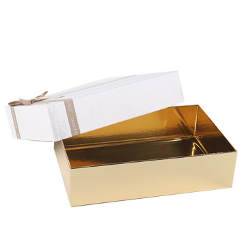 Premium Custom Logo Cardboard Rigid Shoe Packaging Boxes