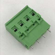 7.62mm pitch Vertical male and female terminal block