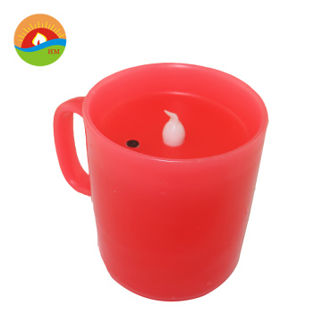 price lighted christmas water cup type led candles