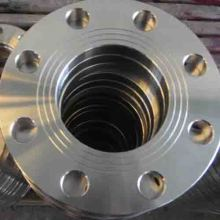 EN1092-1 Type 01 Plate Stainless Steel Forging Flange