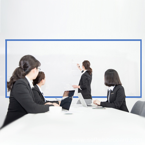 Meeting Room Soft Writing Notice Board For Office