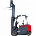 4-wheel electric powered counterbalanced forklift truck