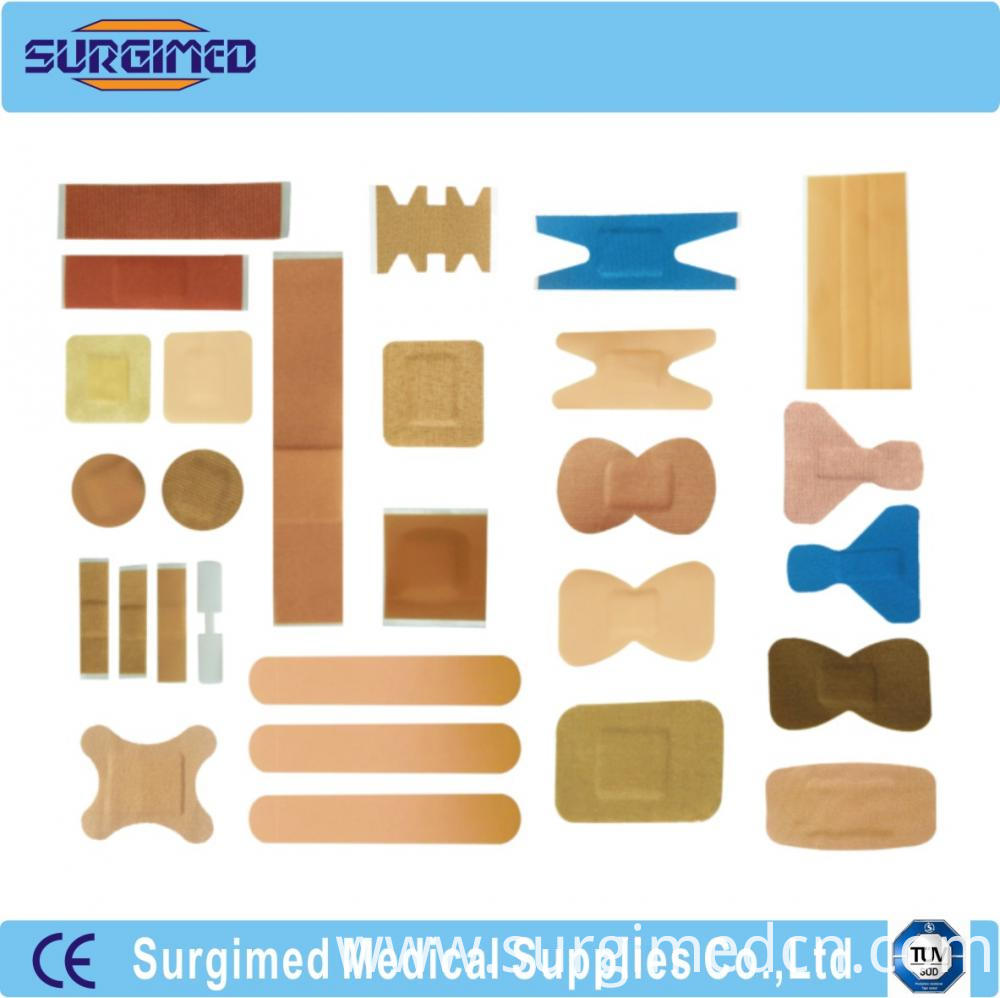 Adhesive Wound Plaster Different Size