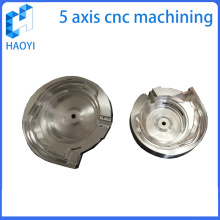 Customized 5 Axis machining Rapid Prototyping