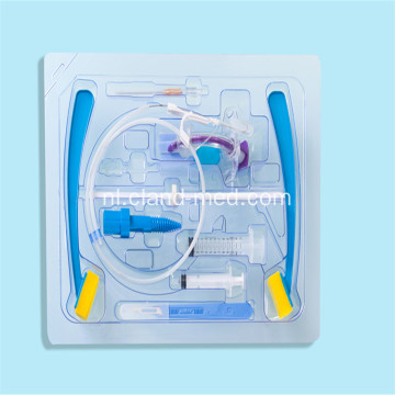 Medische disposable steriele Tracheostomy set CE goedgekeurd