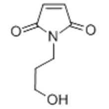 एन- (3-HYDROXYPROPYL) MALEIMIDE CAS 34321-80-7