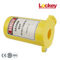Gas Cylinder Tank Safety Lockout