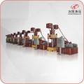 Vertical Metal Scrap Chips Briquette Press Making Machine