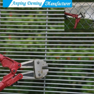 High Quality Galvanized 358 Security Fence