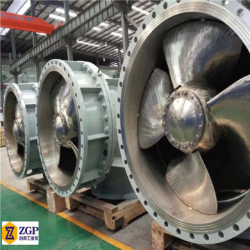 Big Diameter Axial Flow Chemical Pump