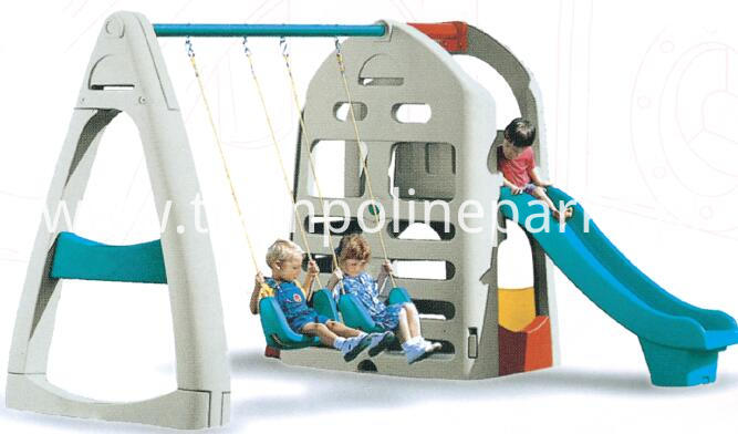Outdoor Slide Swing