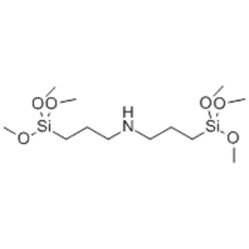 Bis(trimethoxysilylpropyl)amine CAS 82985-35-1