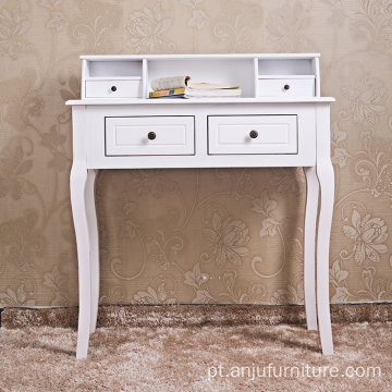 French Vanity White Dressing Table