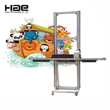 Zeescape Vertical Surface Printer Horizontal Wall Mural Printer