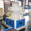High capacity wood sawdust pellet machine