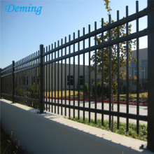 New Designs Wrought Ornamental Iron Fencing