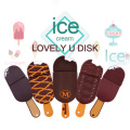 Icecream USB Memory Disk Flash Drive