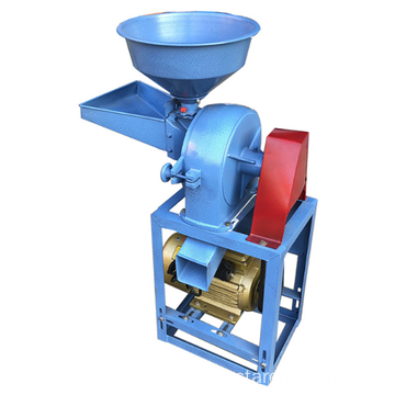 wheat corn grain crushing mill machine