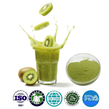 Organic  Freeze dried Kiwi Fruit Powder