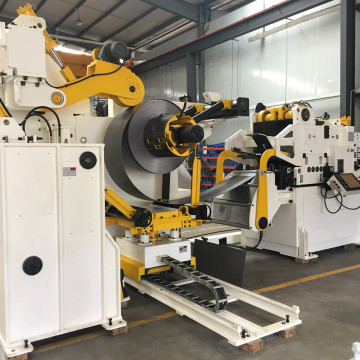 Coil Handling System and Press Feed lines