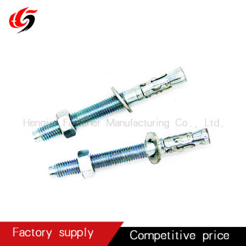 competitive price Screw Type Expansion Wedge Anchor Bolts
