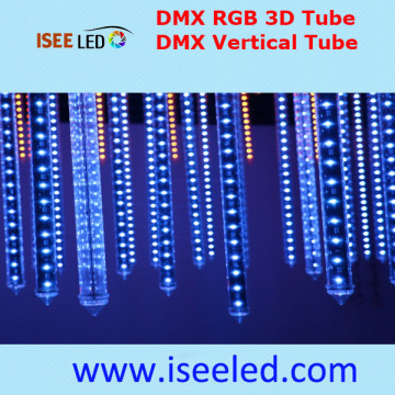 3D Tube Lights Rgb Madrix Software Led Tube